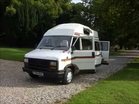 Talbot Express 2.0 Petrol 4 Berth For Sale