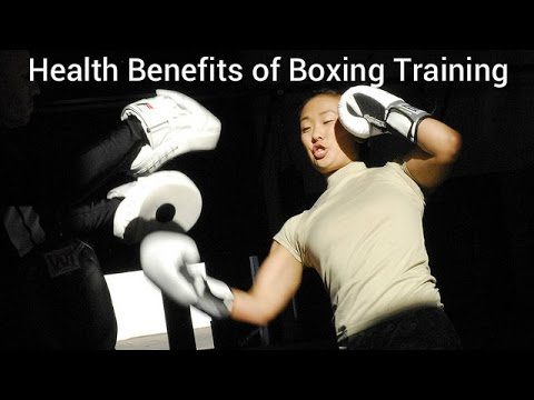 Health Benefits of Boxing Training
