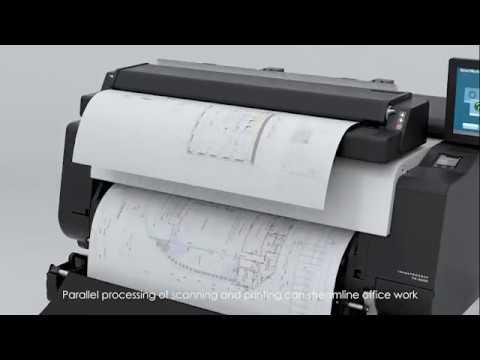 Canon imagePROGRAF TX-4000 MFP T36