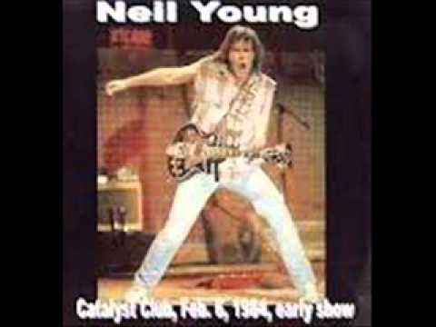 neil young touch the night rare live 39 84 youtube. Black Bedroom Furniture Sets. Home Design Ideas