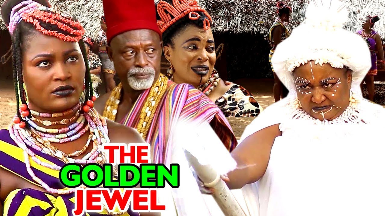"""Download THE GOLDEN JEWEL SEASON 1&2 """"NEW MOVIE"""" - (Chizzy Alichi) 2020 Latest Nollywood Epic Movie"""