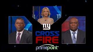 Crossfire: Giants vs. Falcons