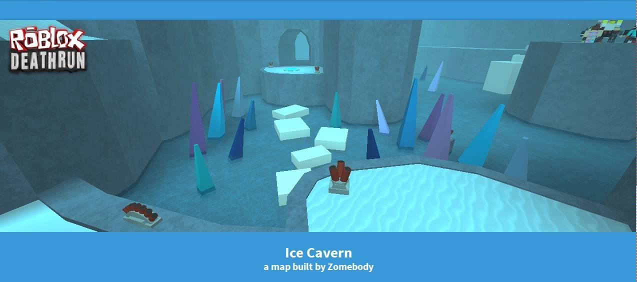 Roblox Deathrun 3 Music Soundtrack Ice Canvern Old Youtube