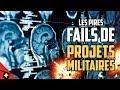 4 FAILS MILITAIRES les plus CHERS de l'HISTOIRE