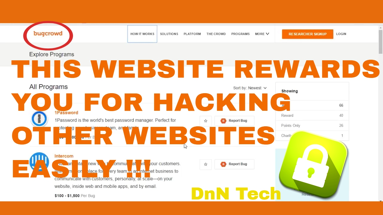 How To Make Money By Hacking Websites Legally !