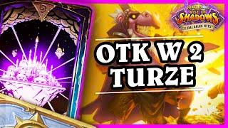 OTK W 2 TURZE?! - Dalaran Heist