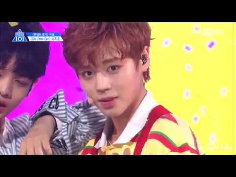 Becoming Wanna One Was Not Easy (Park Jihoon Version)