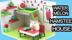 Watermelon Hamstee House | 365 Life Hacks