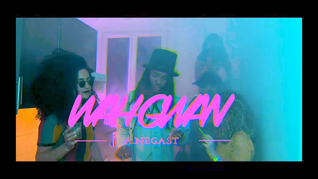 Download A.NEGAST x Emirate - WAH GWAN (freestyle) Prod. by Pezmo