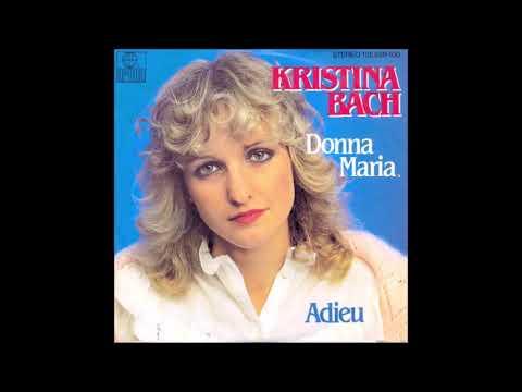 Kristina Bach - Donna Maria
