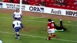Barnsley 1-0 Luton Town Lge 25th Nov 1995