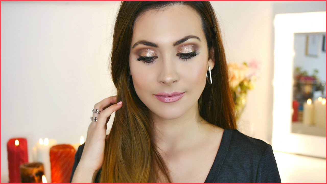 Maquillaje Elegante De Fiesta | Elegant Party Makeup Tutorial | Lizy P - YouTube