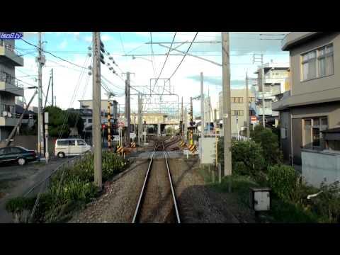 ��展望メモリアル����(復路 ��) Cab view Yosan Line Chapter.1