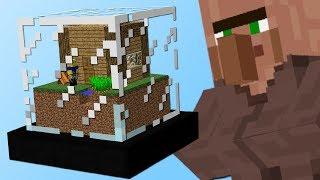 Leben in einer kleinen Kugel! (Mini Haus & Monster) (Globe Mod)