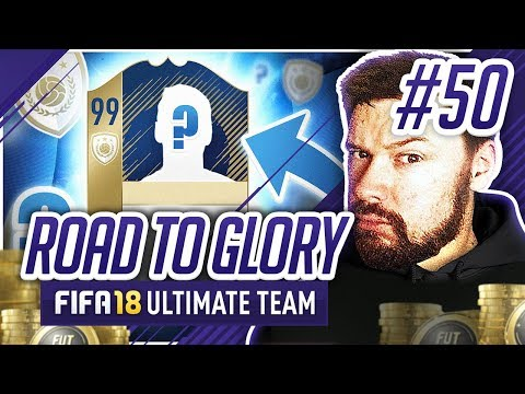 WE BOUGHT AN ICON! - #FIFA18 Road to Glory! #50 Ultimate Team