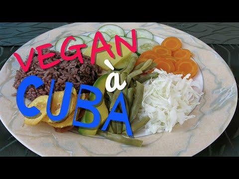Manger VEGAN à CUBA !