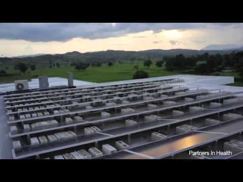 Solar Powered Hospital Opens in Haiti