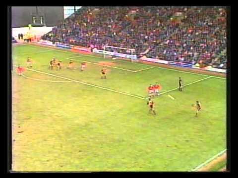 Barnsley 1 Wolves 3 (1996-97)