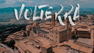 🇮🇹 VOLTERRA | A cidade mais medieval da TOSCANA