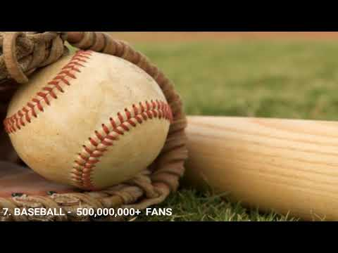 TOP 10 MOST POPULAR SPORTS IN THE WORLD 2019 | 🤔 Guess Which Sports Is At The Top Most Level
