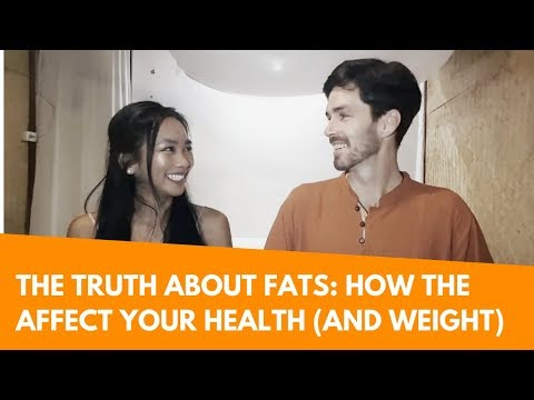 The Truth about Fats: How They Affect Your Health (and Weight)