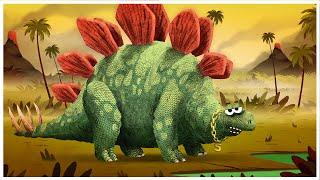 """Stegosaurus,"" Dinosaurs Songs by StoryBots"