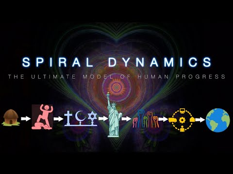 Spiral Dynamics: The Ultimate Theory of Human Development | 2020