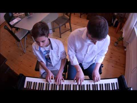 Heart and Soul Piano / Duet / Father and Son from YouTube · Duration:  4 minutes 12 seconds