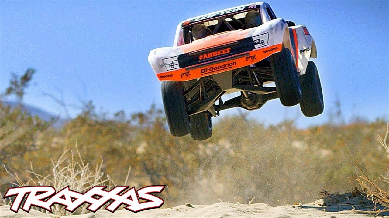 Trophy Truck For Sale >> Real Desert Racing in Pro-Scale | Unlimited Desert Racer - YouTube