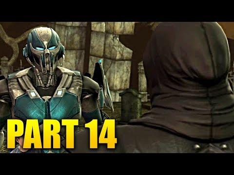 Mortal Kombat 9 Playthrough Part 14 - FAMILY FEUD!! (ROAD TO MK11) thumbnail