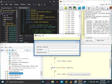 The Best Way To  Open Dll Files & Edit In Some  Dll Files & Edit In Design Of Program