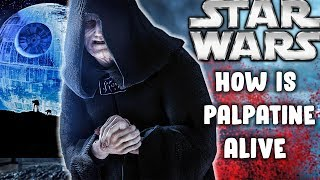 How EMPEROR PALPATINE WILL RETURN -  In Star Wars The Rise Of Skywalker Episode 9