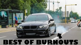 Best Burnouts & Powerslides 2016