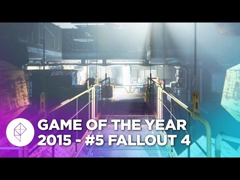 Polygon's 2015 Games of the Year #5: Fallout 4   Polygon's 2015 Games of the Year