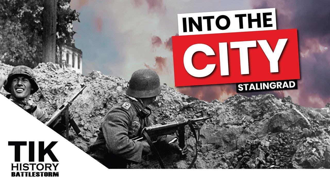 Download The City Fight Begins! BATTLESTORM STALINGRAD E19