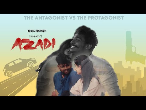 Azadi - The Film | Action and Suspense short film | Directed by Sampath Boddu