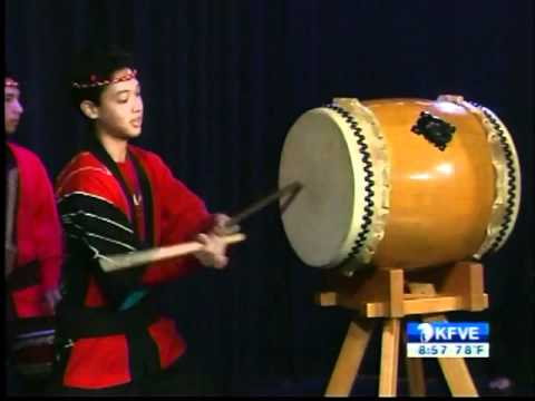 PBA Taiko 2011 Hawaii News Now Sunrise