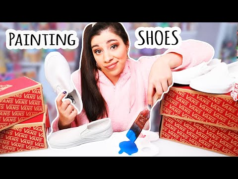 Customizing Many Shoes. - Moriah Elizabeth