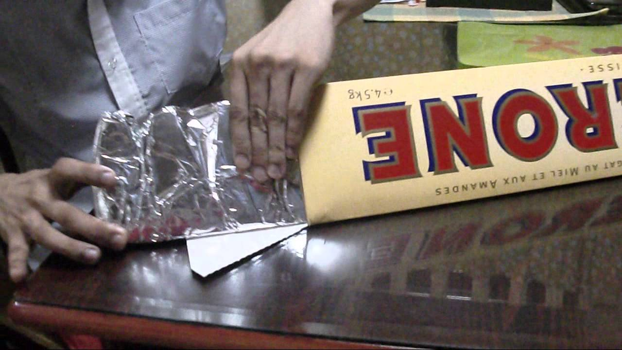 Big Toblerone Chocolate Bar  Gram