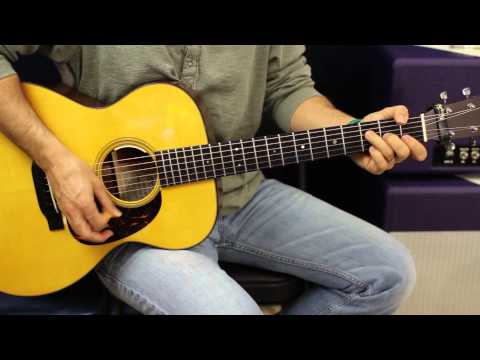 Gary Allan - Every Storm ( Runs Out Of Rain) - How To Play - Acoustic Guitar Lesson - EASY