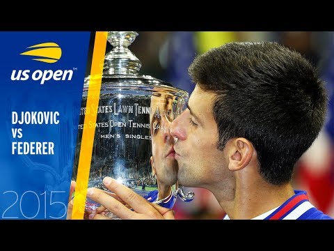 Novak Djokovic vs. Roger Federer | 2015 US Open Final | Full Match