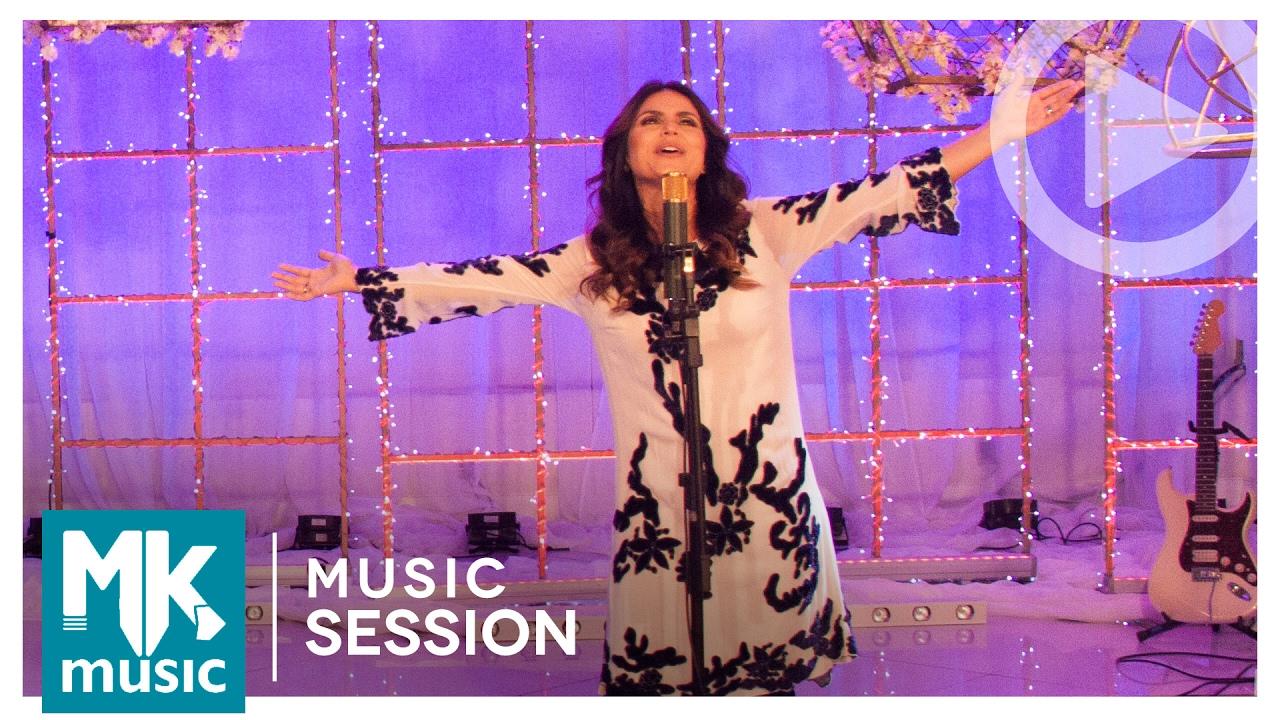 Aline Barros - Tua Presença é o Céu Pra Mim (Music Session)