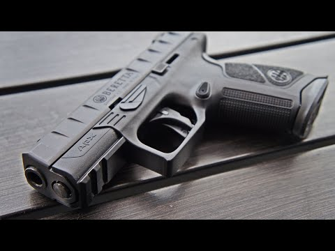 First look: Beretta APX RDO, Centurion, and Compact