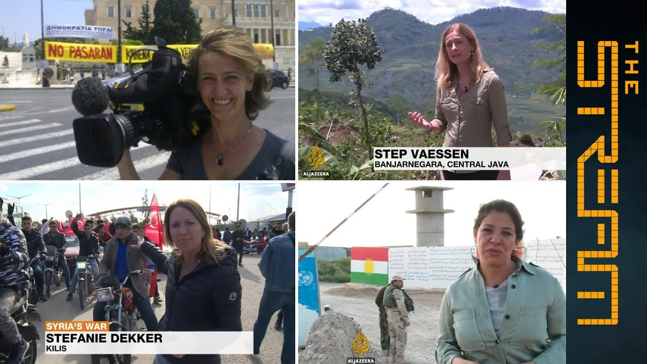 What challenges do female journalists face? | The Stream