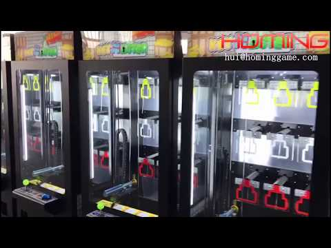 Luxurious  Arcade Black Mini Key Master Prize Redemption Game | Prize Vending Game Machine