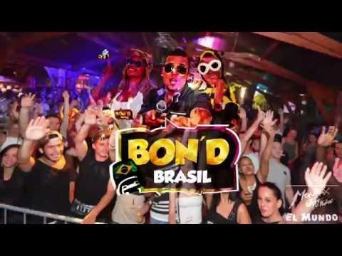 BOND BRASIL MONTREUX JAZZ FESTIVAL EL MUNDO 2016