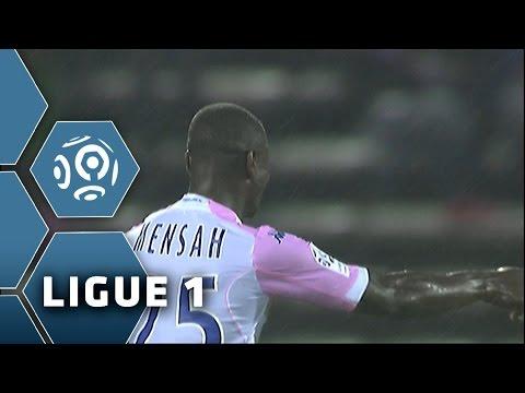 But Jonathan MENSAH (30') / Evian TG FC - RC Lens (2-1) -  (ETG - RCL) / 2014-15