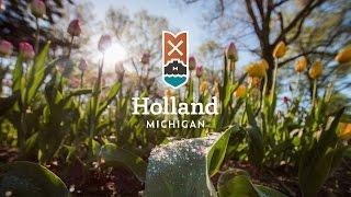 America in Bloom 2016 - Holland, Mi