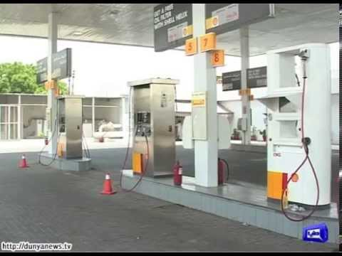 Karachi  CNG stations to remain closed for 4 days a week