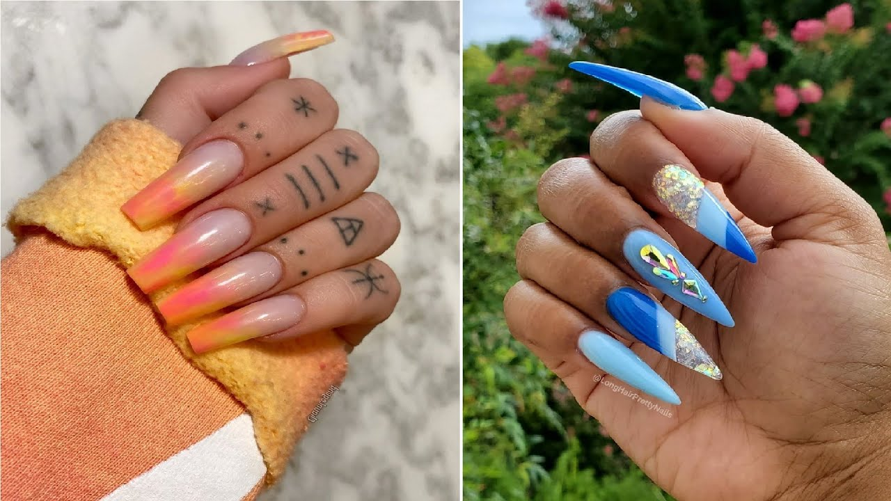 Awesome Nail Art Ideas to Pep Up Your Look | The Best Nail Art Designs